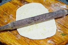 Step10 Stovetop Naan| How to make naan without a tandoor? |Garlic Naan Recipe