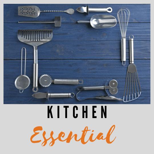 Kitchen essential mywaytocook